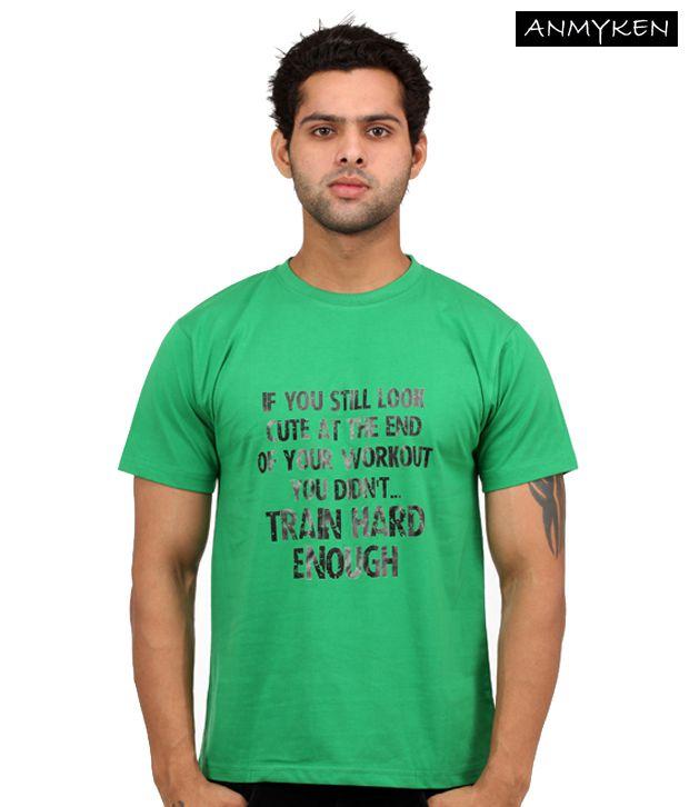 Johney B Gymonomics Green T Shirt