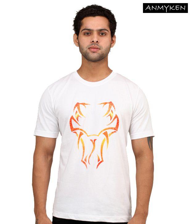 Johney B Viper White T Shirt