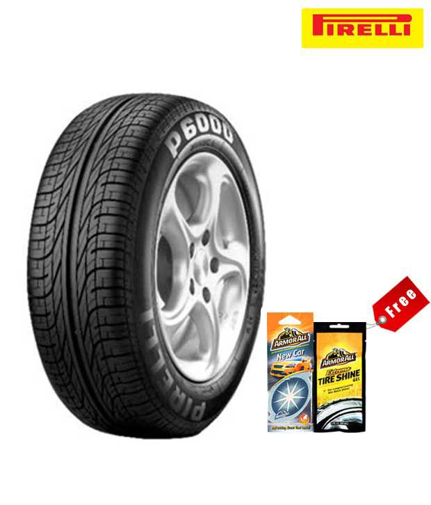 Pirelli -  185/60 R14 P6000 82H (Single Tyre)