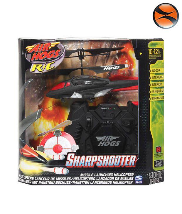 Zapak Air Hogs RDC Sharp Shooter