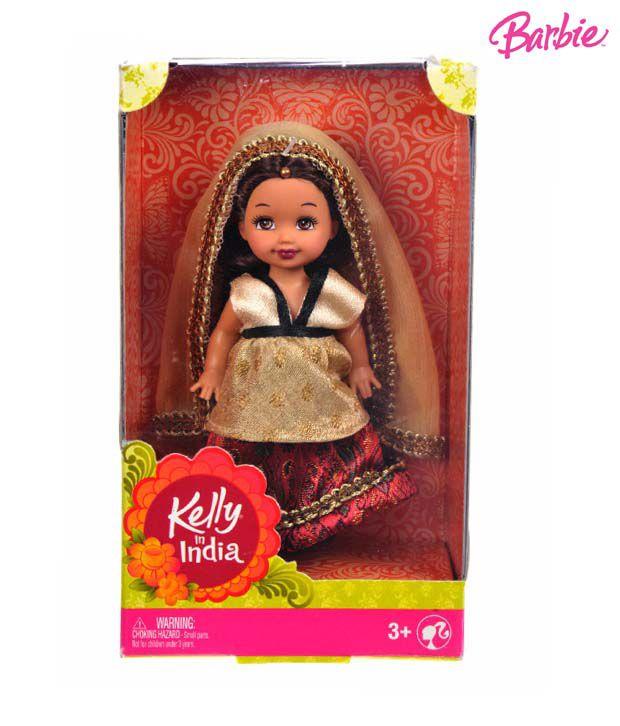 Barbie India Barbie Kelly in India
