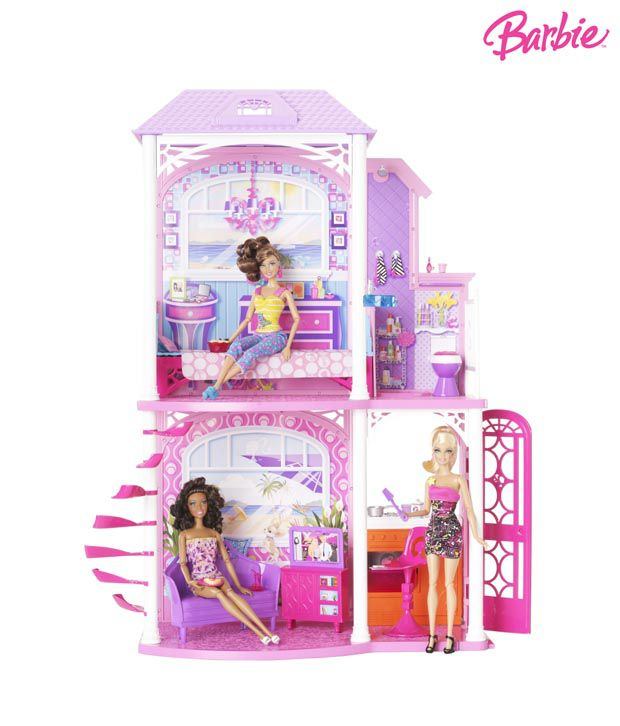 Barbie Vacation Home