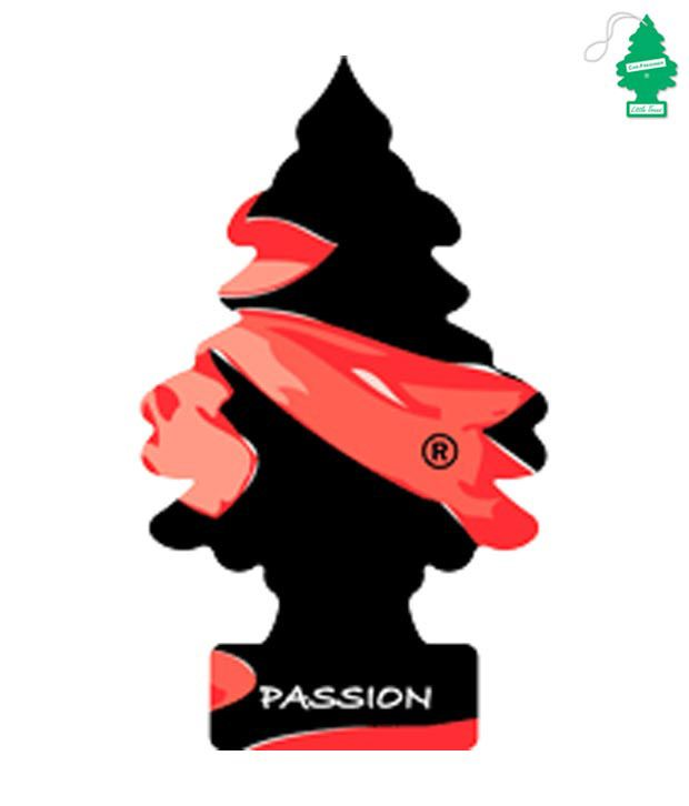 Little Trees - Passion (Pack of 3)