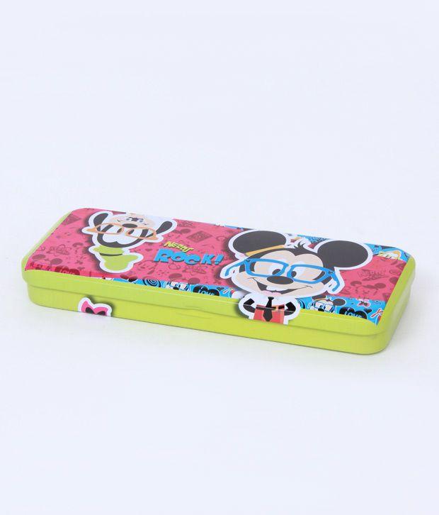 Mickey Multi-Coloured Pencil Box