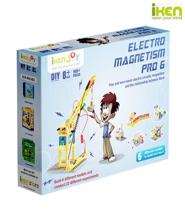 Iken Joy Electro-Magnetism Pro 6