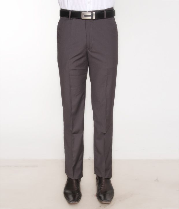 Bombay High Smart Brown Trouser
