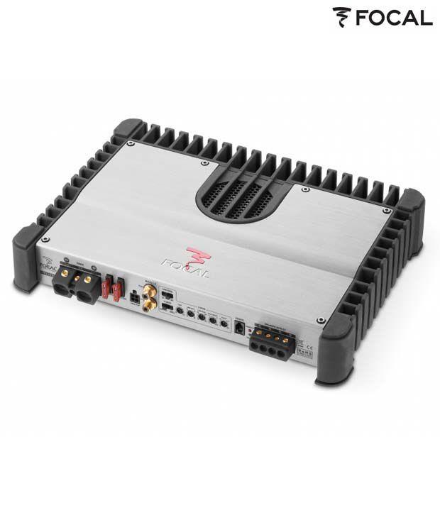 Focal - FPS 1500 - Mono Ch High  Power Mosfet Amplifier