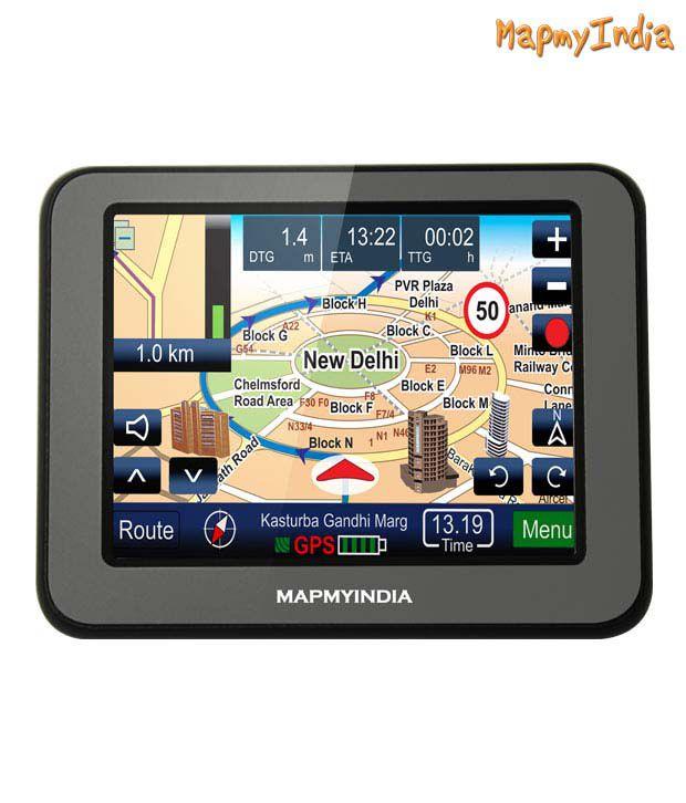 MapmyIndia - RN1 - 3.5'' Touchscreen