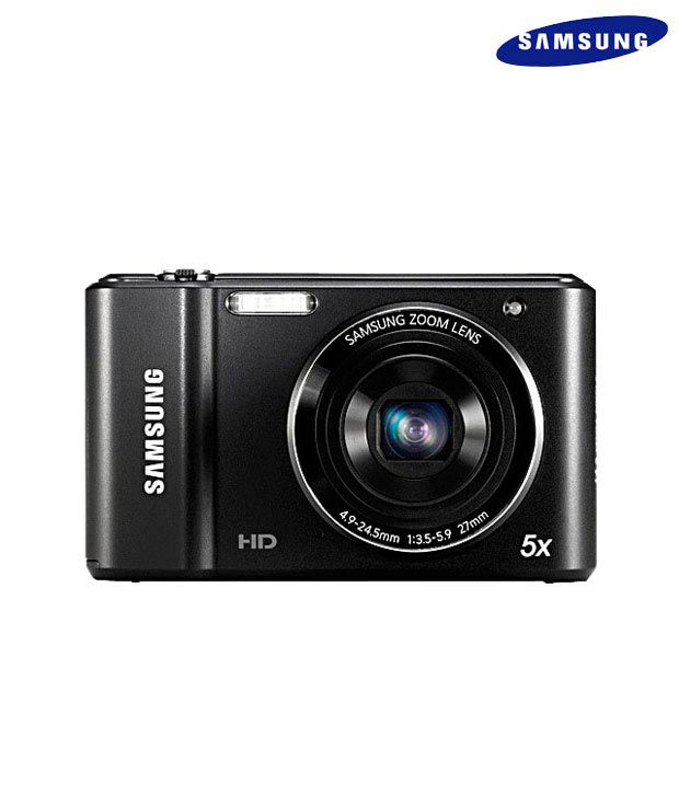 Samsung ES90 14.2MP Point & Shoot Digital Camera (Black)