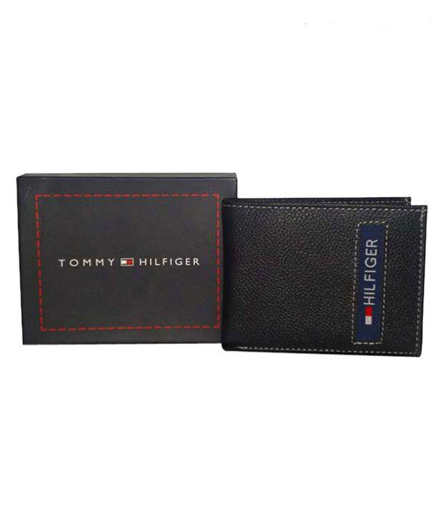 Tommy Hilfiger Smart Black Men's Wallet