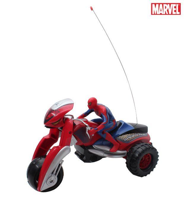 Marvel R/C Spider Man Trike