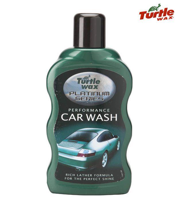 turtle wax platinum car wash 500ml buy turtle wax platinum car wash 500ml online at low. Black Bedroom Furniture Sets. Home Design Ideas