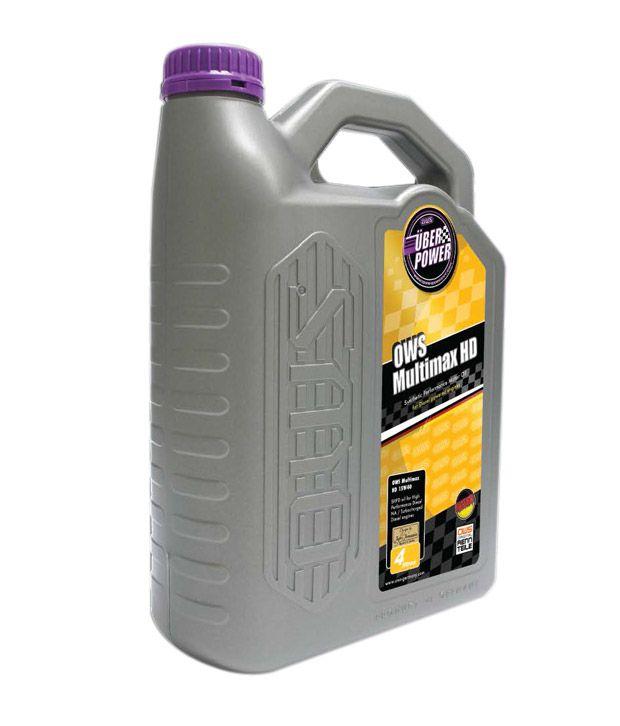 Ows multimax engine oil for diesel 15w40 4 litre buy for Buy motor oil online