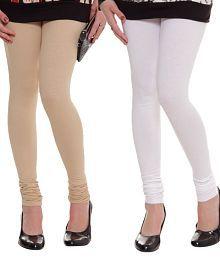 Rham Cotton Pack of 2 Leggings