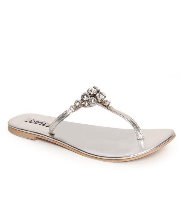 Oscar Amazing Silver Flats