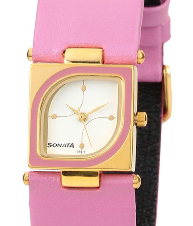 Sonata 8919YL01 Women's Watch