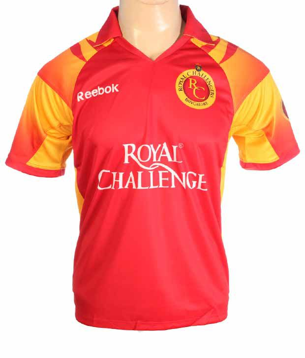 RCB  Authentic Jersey