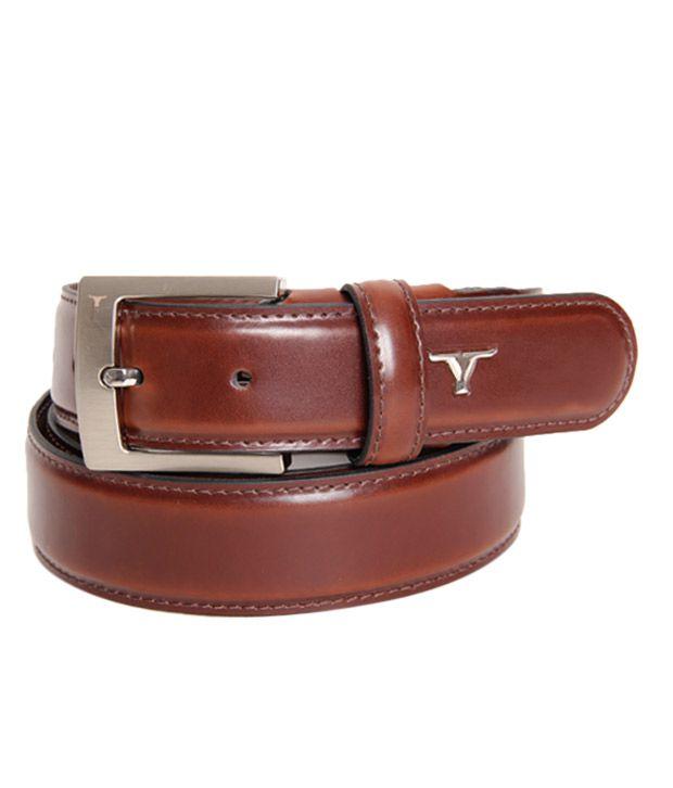 Bulchee Smart Black & Brown Reversible Belt