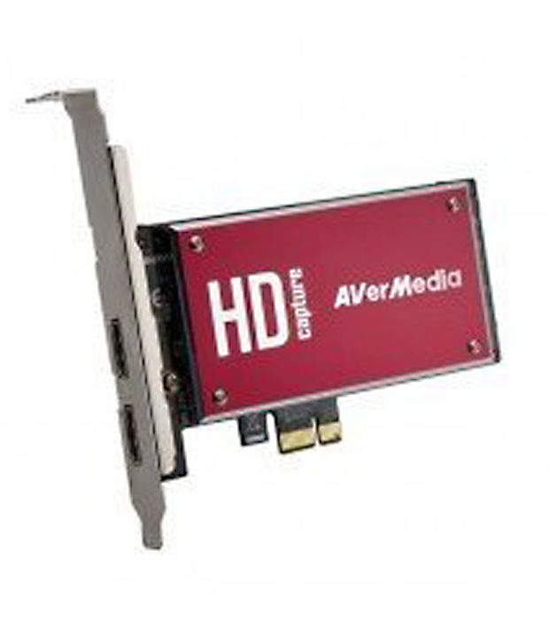 AverMedia DARKCRYSTAL HD CAPTURE SDK II TV Tuner Card