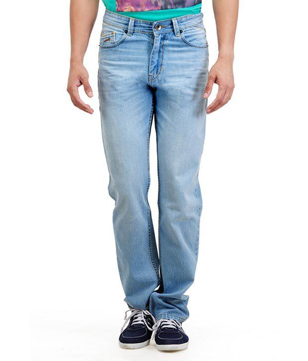 Yepme Sky Blue Jeans
