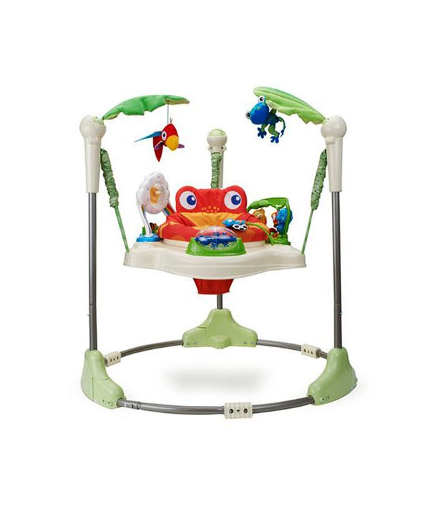 ebe7b3b55 Fisher-Price Rainforest Jumperoo(Imported Toys) - Buy Fisher-Price ...