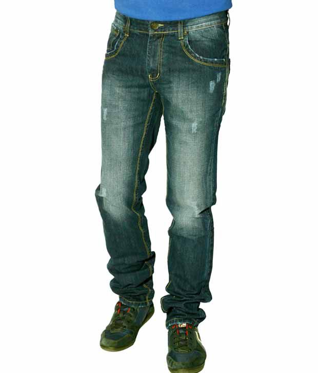 CMYK Blue Jeans