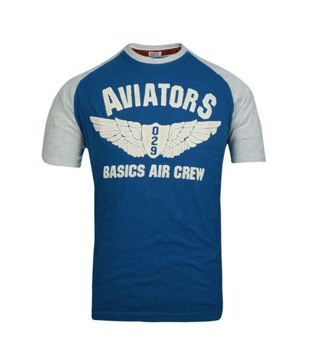Basics 029 Aqua T-Shirts