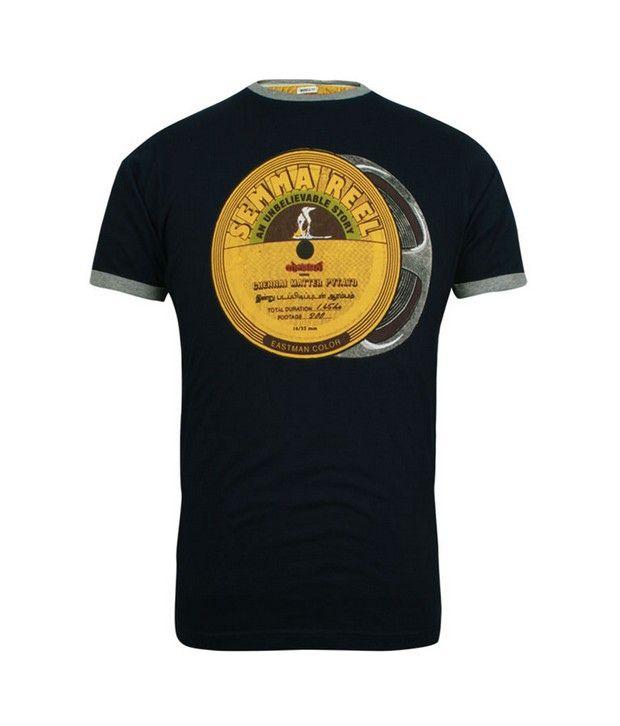 Basics 029 Navy T-Shirts