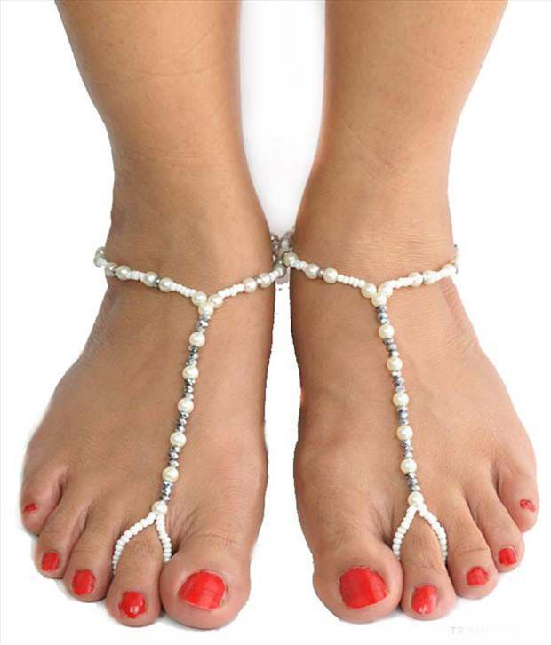 Trinketbag Glass Style Diva Anklets & Toe-rings