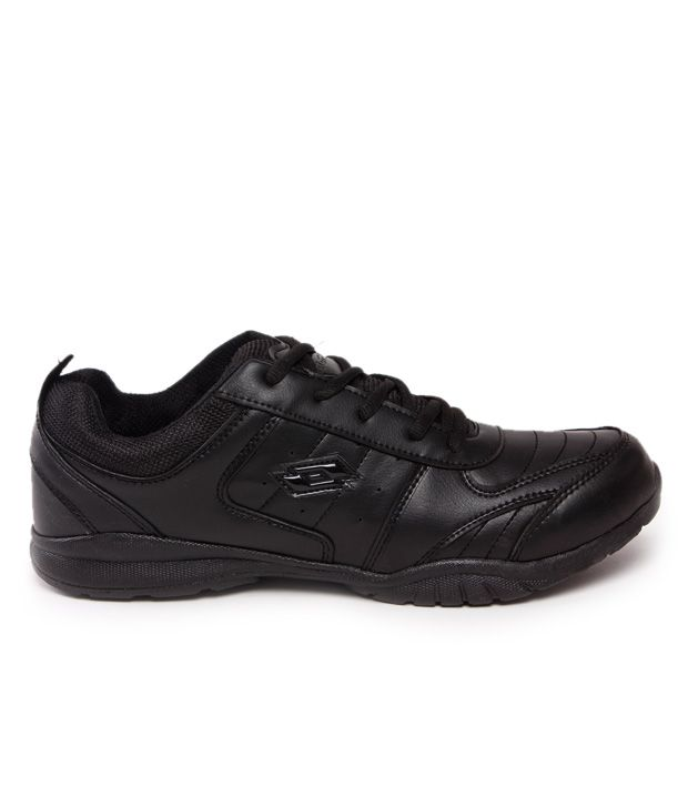 2421ebbf4a1 Lotto Proactive Black Sports Shoes Lotto Proactive Black Sports Shoes ...