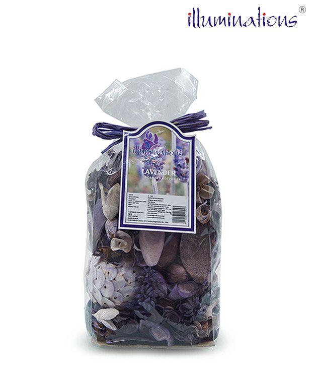 Illuminations Lavender Potpourri