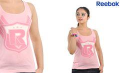 Reebok Pink Tank Top