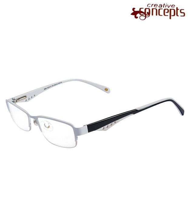 Concept Classy White Eyewear