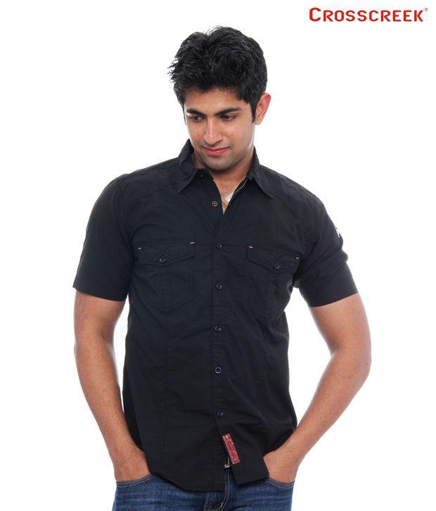 Crosscreek Olive Shirt (680367)