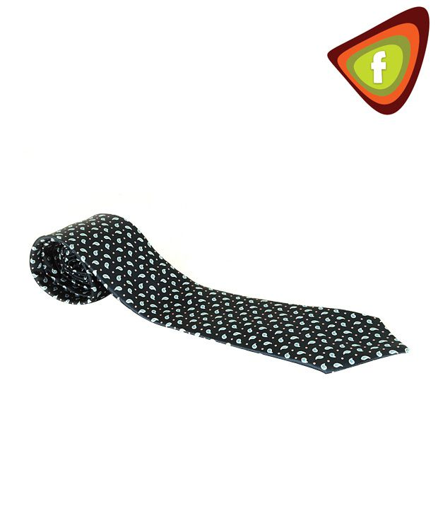 F-Ties Designer Dotted Tie