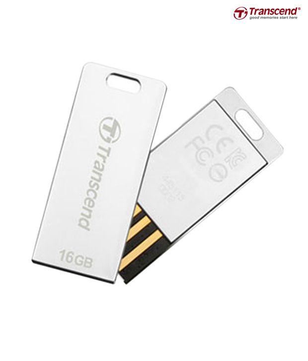 Transcend Jet Flash T3S Pen Drive 4GB