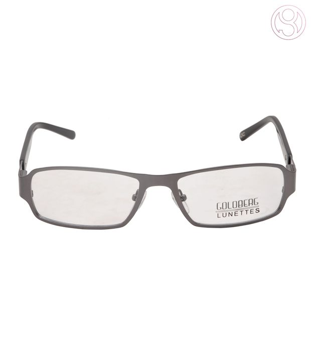 Goldberg Dark Grey Optical Frame