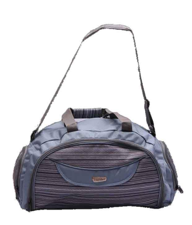 President Cool Grey Duffle Bag