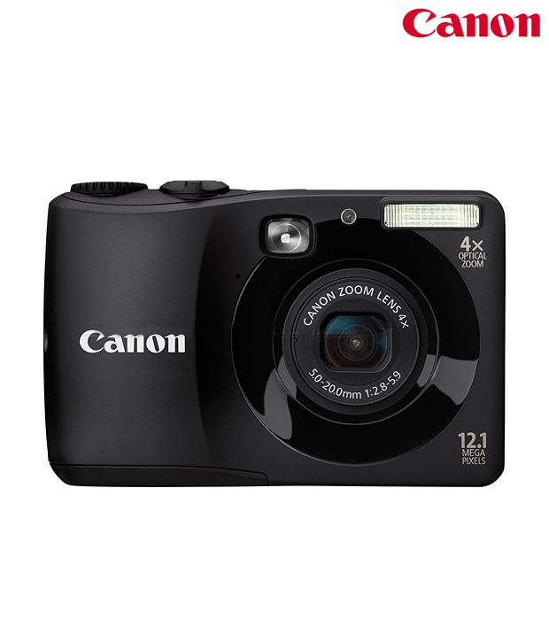 Canon Powershot A1200 12MP Digital Camera