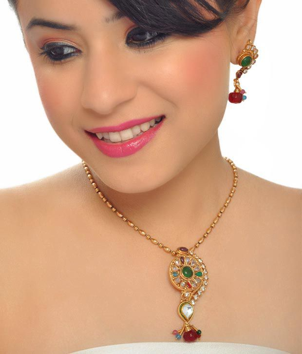 Deccan  Exotic Necklace Set