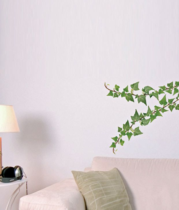 Plage Green Branches Wall Sticker