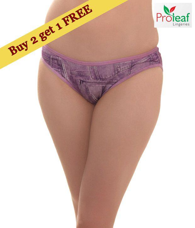 Proleaf Panty Set-PN66A