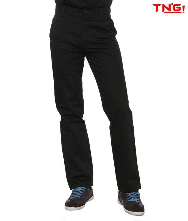 TN'G Wrinkle-Free Trousers-TJGN-7785-OL