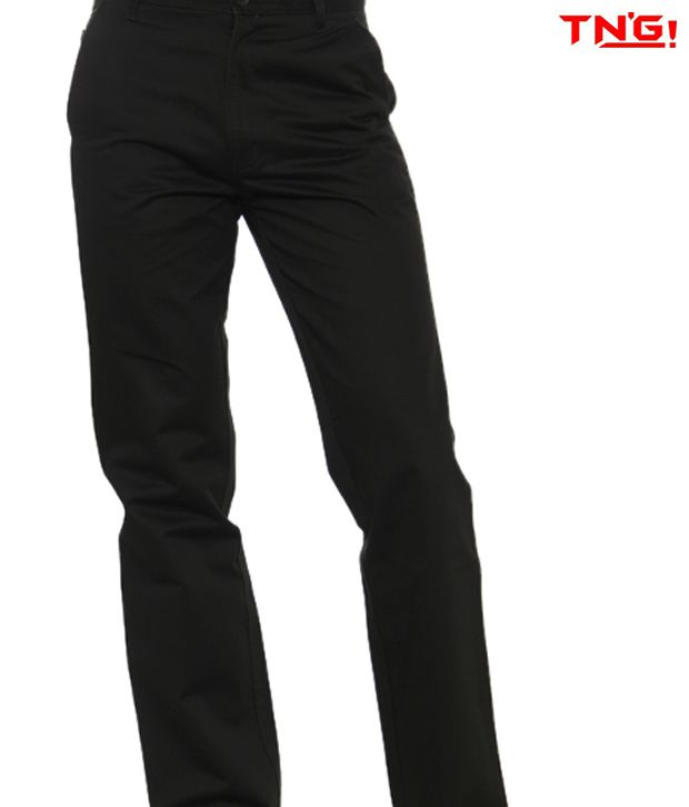 TN'G Wrinkle-Free Trousers-TJGN-7785-OL