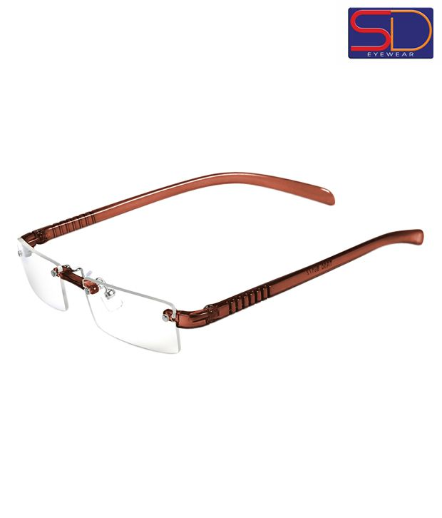 SD Attractive Brown Optical Frame