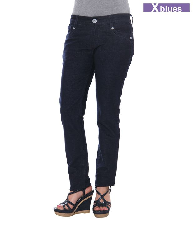 X-Blues Blue Denims JNS029-BLUE