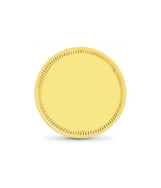 Avsar 20Gms Hallmarked Gold Coin