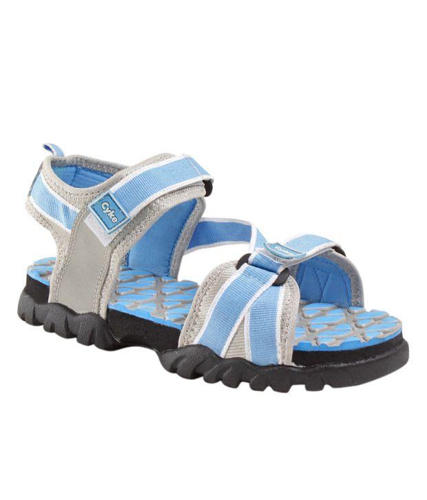 Cyke Lively Sky Blue & Grey Floaters