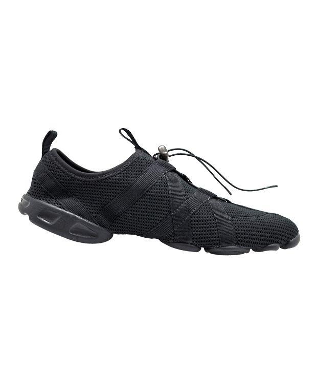 Bloch Active Black Unisex Dance Sneakers