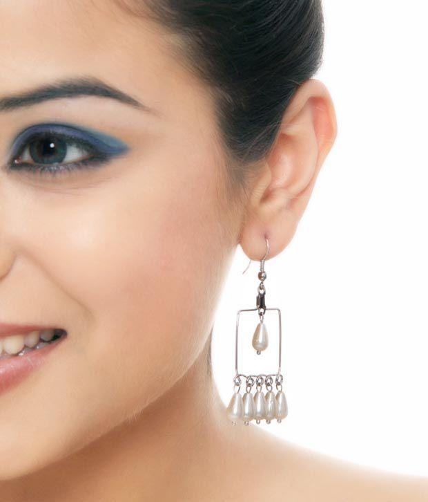 Isabella Fair Square Earring Set